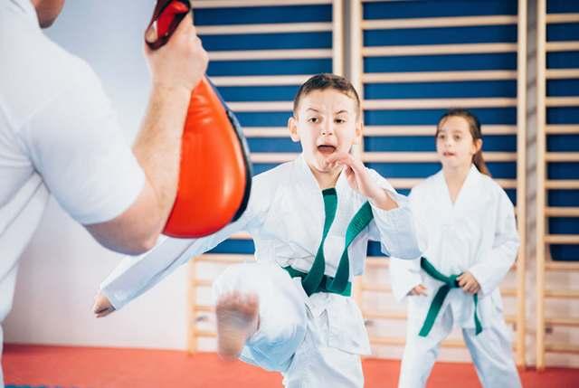 Fitness, Cornerstone Martial Arts & Leadership Academy Arlington TX