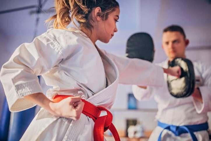 Martial Arts Stops Bullying