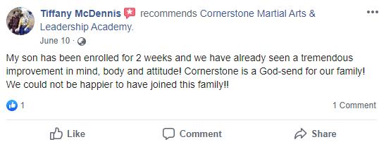 Kids3, Cornerstone Martial Arts & Leadership Academy Arlington TX
