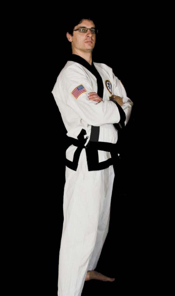 Mr. Greene A 2 607x1024, Cornerstone Martial Arts & Leadership Academy Arlington TX