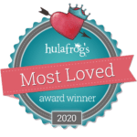 Hulafrogs Most Loved Badge Winner 2020 1200 150x150, Cornerstone Martial Arts & Leadership Academy Arlington TX